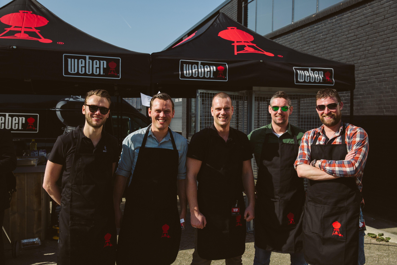 De beste BBQ bloggers van Nederland