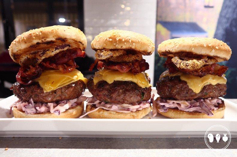 De Weber BBQproof ultimate BBQburger