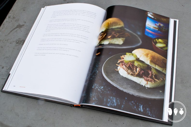 BBQ kookboek review Noskos