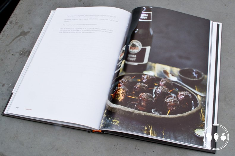 BBQ kookboek review Noskos