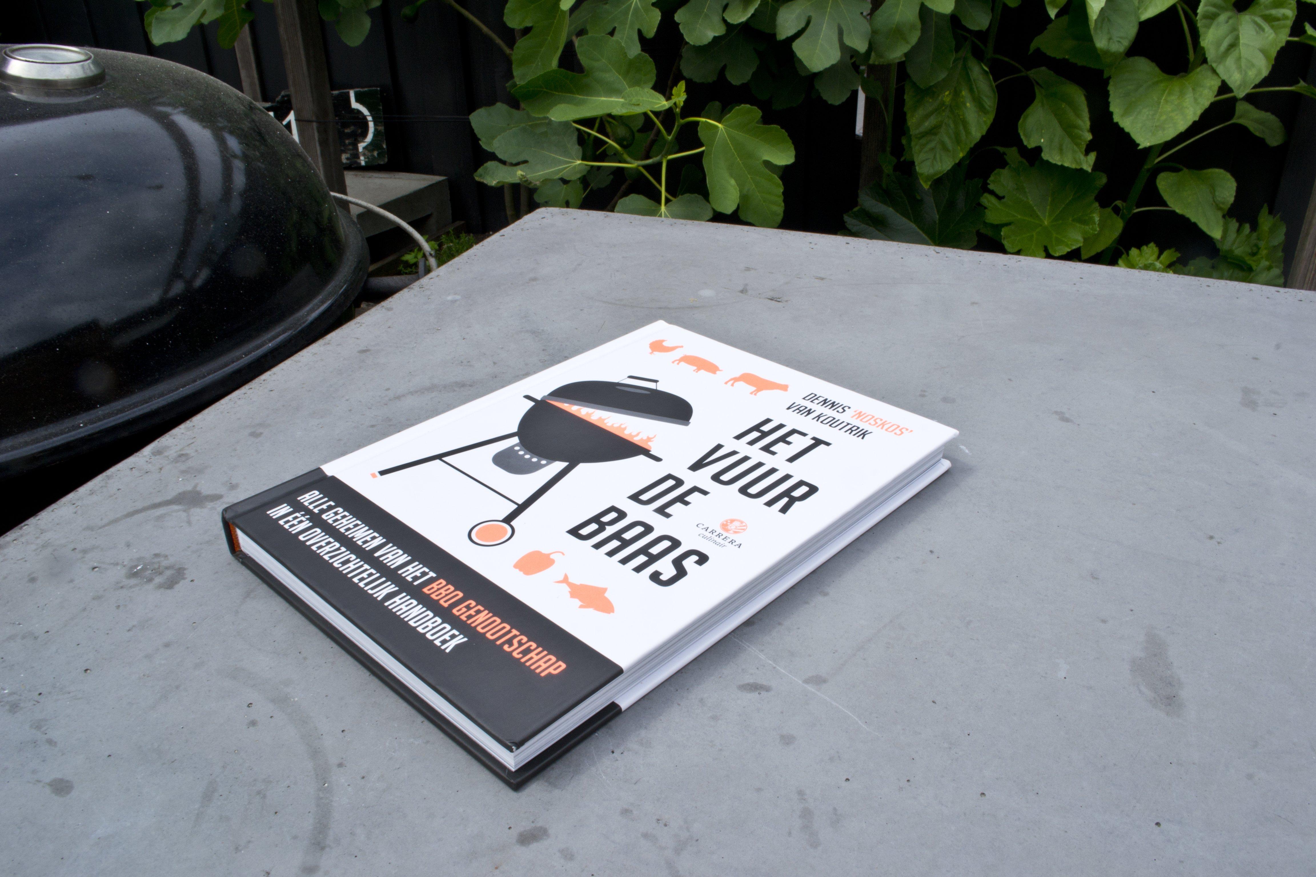 Boek review: Het vuur de baas