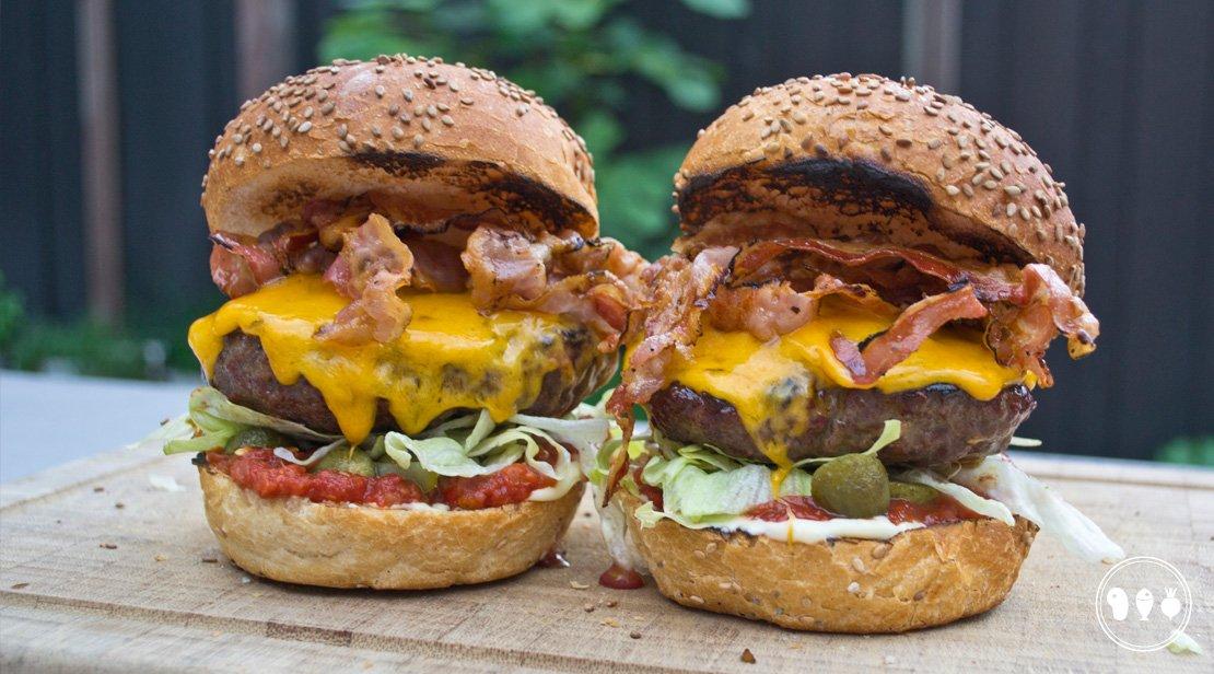 BBQproof Burger