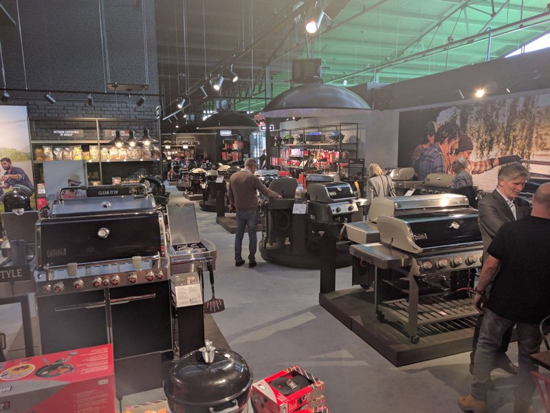 De Weber Original Store in Amersfoort