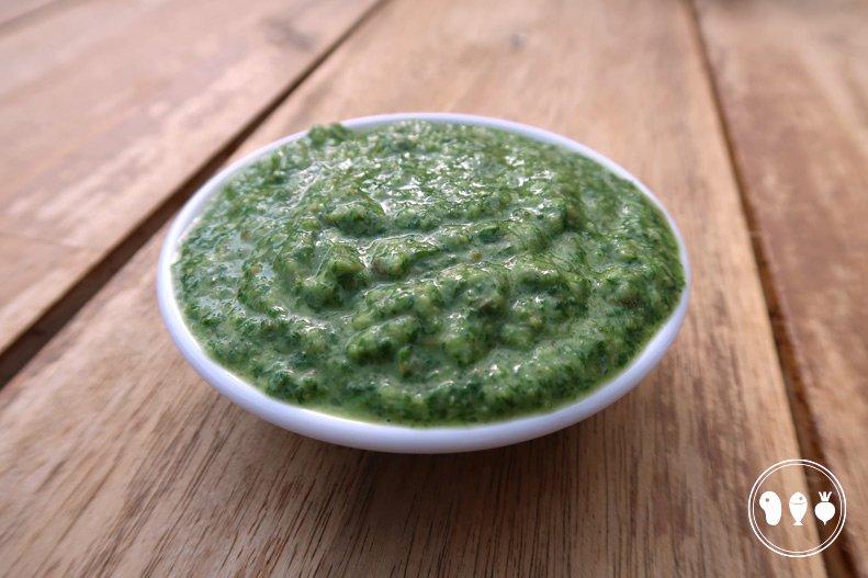 Italiaanse Salsa Verde
