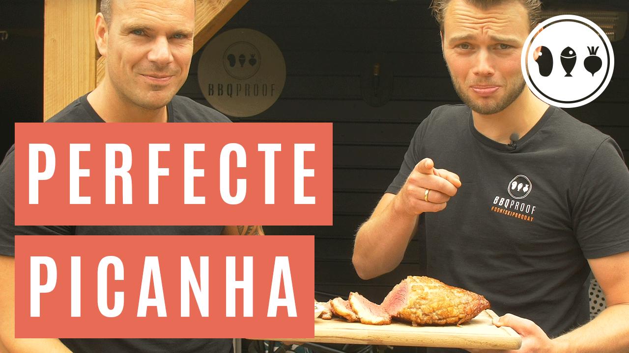 Hoe maak je de perfecte picanha op de BBQ?