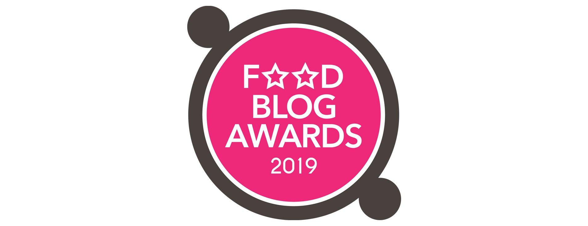 {UPDATE} Wij zijn finalist bij de Foodblog awards 2019!!