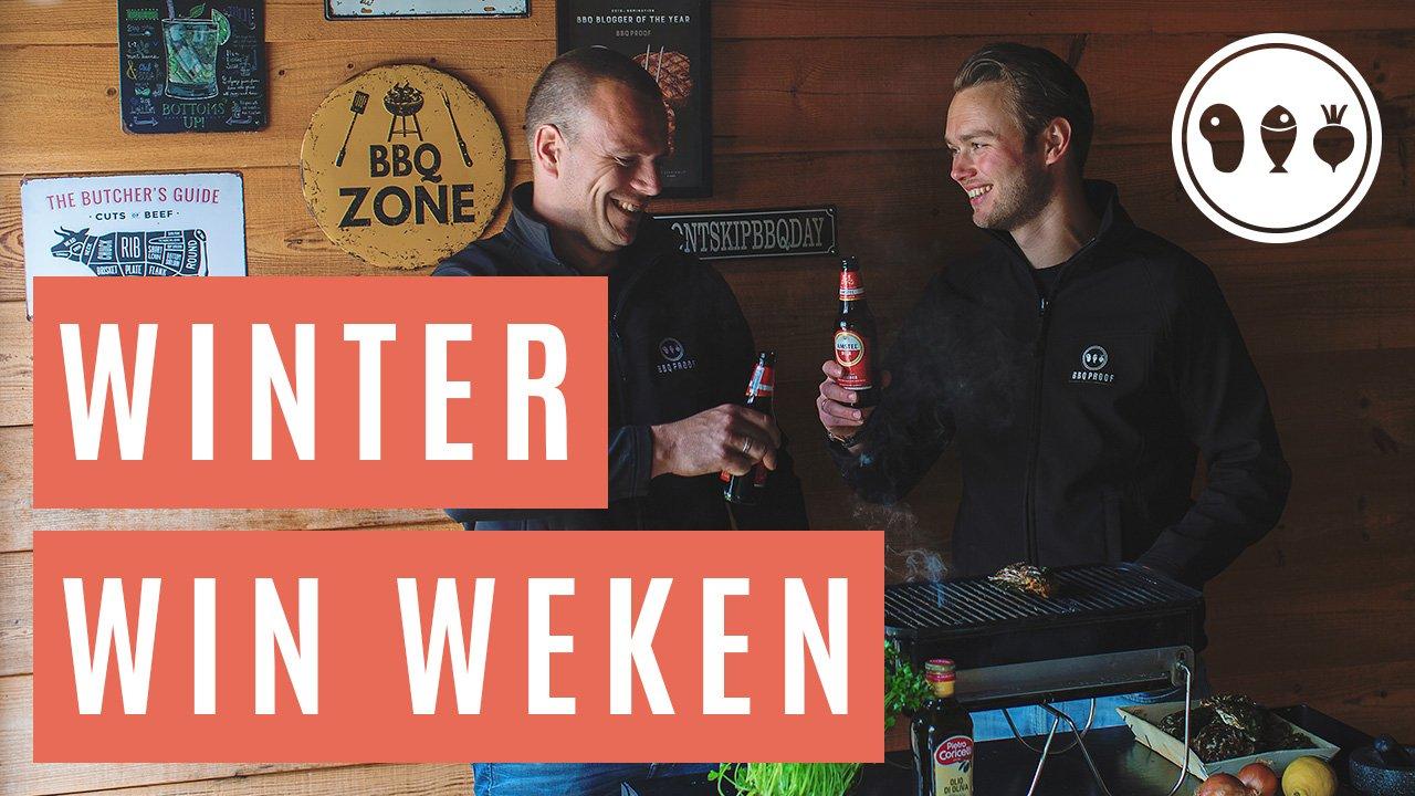 Winter Win Weken met BBQproof!