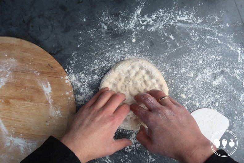 De perfecte pizzabodem, krokant en luchtig!