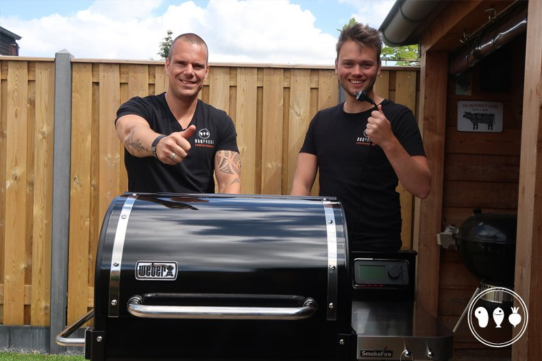 REVIEW Weber Smokefire Pellet grill