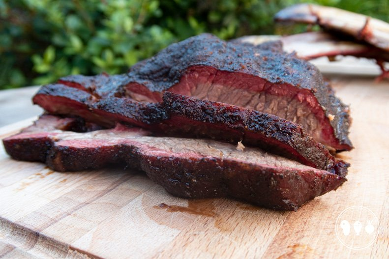 Shortribs van de Weber Smokefire (pelletgrill)